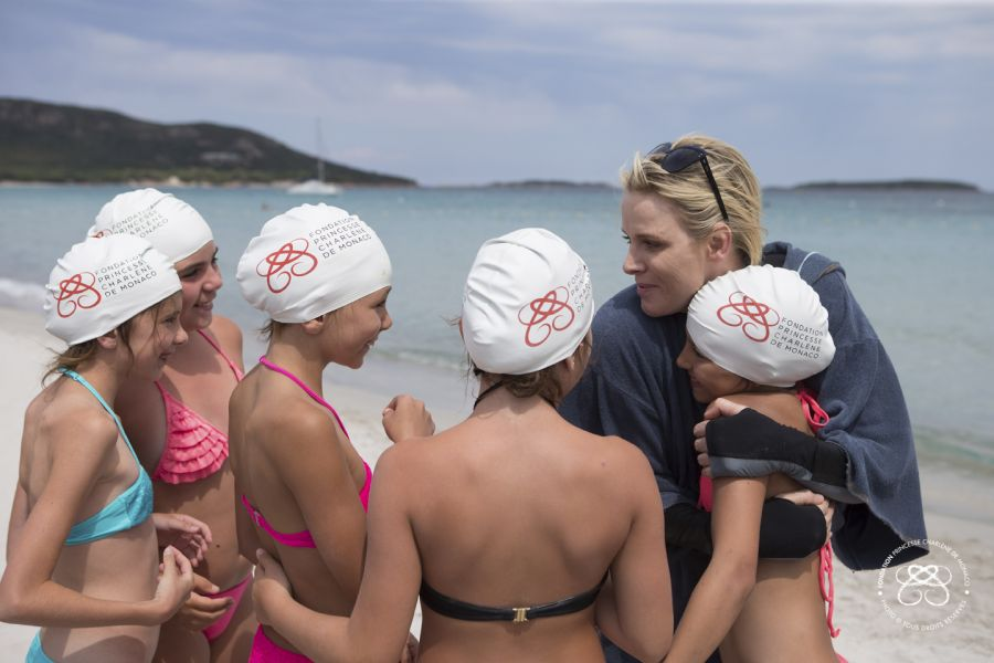 Promising Results for the Princess Charlene of Monaco Foundation on its 3rd Anniversary