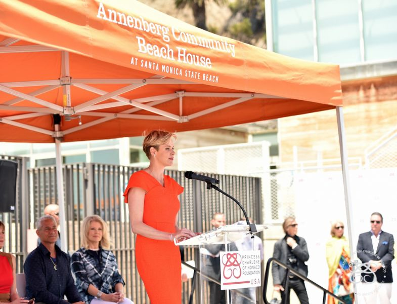 H.S.H. Princess Charlene of Monaco Launches the US Branch of Her Foundation (May 11, 2016)