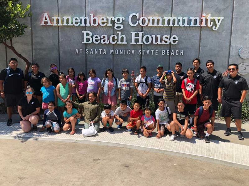 California - YMCA of Orange County - East San Gabriel Valley Swim Program - 2018